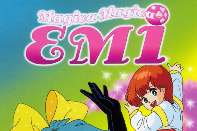 Magica Magica Emi anime: trama, personaggi e serie di animazione